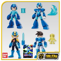 Megaman Rockman 66 action Dash X Battle Network Classic 4 Bandai