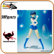 S.h.figuarts Sailor Mercury Bandai Lacrada Original Dbz