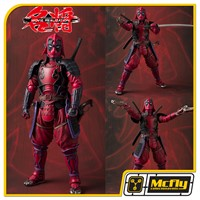 Movie Realization Kabukimono Deadpool Ronin