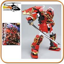 Gundam Shin Musha 1/100 MG Master Grade Samurai
