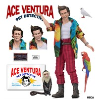 NECA ACE VENTURA JIM CARREY PET DETECTIVE