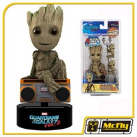NECA Groot Body Knocker Gift set