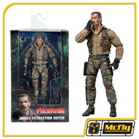 NECA PREDATOR JUNGLE EXTRACTION DUTCH