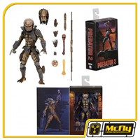 NECA Predator 2 City Hunter