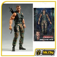 NECA Predator Jungle Patrol Dutch 30Th Anniversary