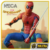 NECA Spider Man HomeComing 1/4
