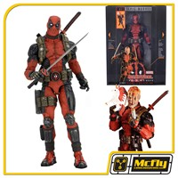 Neca Deadpool Ultimate 1/4
