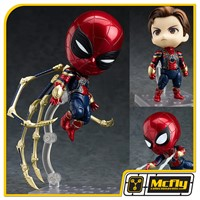 Nendoroid 1037 Spider Man Infinity War Avengers Edition