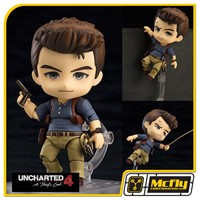 Nendoroid 698 nathan Drake Uncharted 4 A Thiefs End GoodSmile