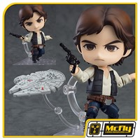 Nendoroid 954 Han Solo Star Wars Ep 4 A New Hope