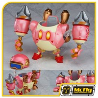 Original Nendoroid More: Robobot Armor Game: Kirby