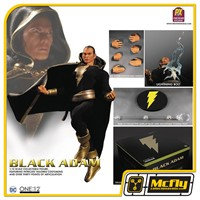ONE 12 COLLECTIBLE Black Adam Mezco Toyz