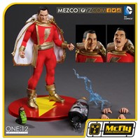 ONE 12 COLLECTIVE Shazam Mezco Toyz
