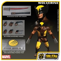 ONE 12 COLLECTIVE WOLVERINE X-Men Mezco Toyz