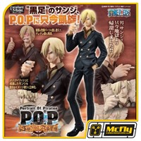 One Piece POP Portrait of Pirates SANJI Excellent Model P.O.P Megahouse