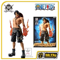 One Piece Portgas D Ace Thank You Master Star Piece Banpresto