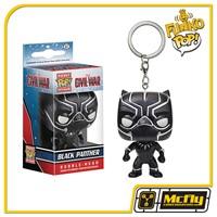 FUNKO POP Keychain - Black Panther / Pantera Negra - Chaveiro