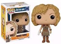 Pop Funko 296 River Song - Doctor Who