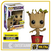 POP FUNKO 65 DANCING GROOT EXCLUSIVE ENTERTAINMENT EARTH