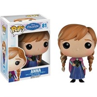 Pop Funko 81 Anna Frozen