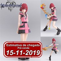 (reserva 10% do valor) Bring Arts Kingdom Hearts III Kairi DISNEY