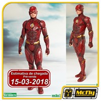 (RESERVA 10% DO VALOR)KOTOBUKIYA  JUSTICE LEAGUE MOVIE THE FLASH ARTFX