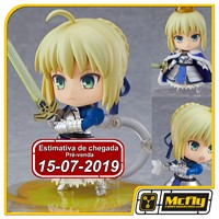 (RESERVA 10% DO VALOR) Nendoroid 600b Saber Altria Pendragon True Name Revealed Ver