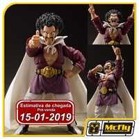 (RESERVA 10% DO VALOR) S.H Figuarts Mr Satan Dragon Ball