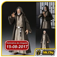 (RESERVA 10% DO VALOR) S.H Figuarts Obi Wan Kenob Star Wars  A New Hope