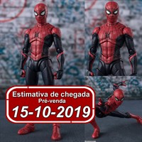 (RESERVA 10% DO VALOR) S.H Figuarts Spider man Far From Home Upgrade Suit
