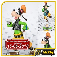 (RESERVA 10% DO VALOR) S.H Figuarts goofy PATETA KINGDOM HEARTS II