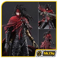 Play Arts Final Fantasy Dirge of Cerberus VINCENT VALENTINE