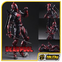 Play Arts Kai Deadpool Marvel Universe variant