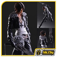 Play Arts Kai Dissidia Final Fantasy Squall Leonhart 2017