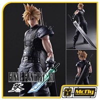 (RESERVA 10% DO VALOR) Play Arts Kai Final Fantasy VII Remake No.1 Cloud Strife