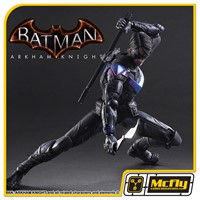 Play Arts Kai Nightwing Batman Arkhan Knight