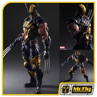 Play Arts Kai Wolverine Marvel Universe X-Men
