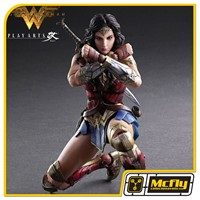 Play Arts Kay Wonder Woman