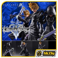 Play Arts kai Kingdom Hearts Roxas Organization XIII Ver Disney