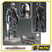 Play Arts  Kai Skull Face Metal Gear The Phantom Pain