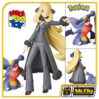Pokemon Shirona Perfect Posing Products Medicom Cynthia