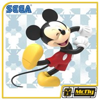 Pose Lpm Mickey Mouse Sega Action Figure