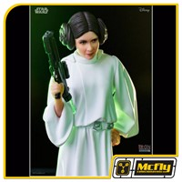 Iron studios Princess Leia Star Wars 1/10 Art Scale Princesa Leia