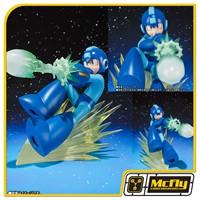 Figuarts Zero Megaman Rockman (CAIXA COM AMASSOS)