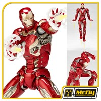 Revoltech Iron man Mark 45 XLV Avengers