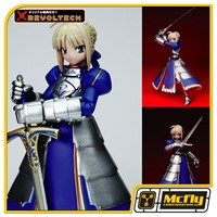 Revoltech Saber Fate Stay Night Kaiyodo
