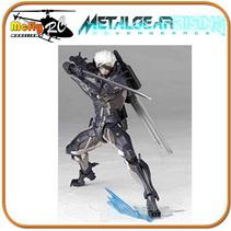 Revoltech Raiden 140 Metal Gear Rising pronta entrega