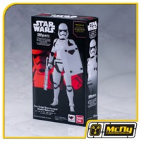 S.H.FIGUARTS FIRST ORDER STORMTROOPER SHIELD & BATON SET STAR WARS