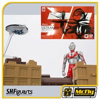S.H FIGUARTS ULTRAMAN 50TH ANNIVERSARY Especial Edition