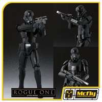 S.H Figuarts Death Trooper Star Wars Rogue One